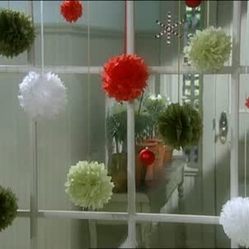 Create Colorful Puff Balls to Decorate Your Home