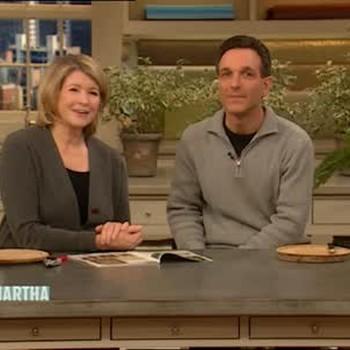 Martha Stewart and Byron Martin Answer Questions