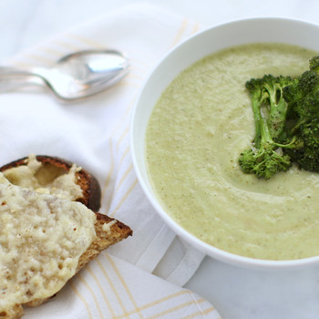 Potato, Broccoli, and Cheddar Soup Video