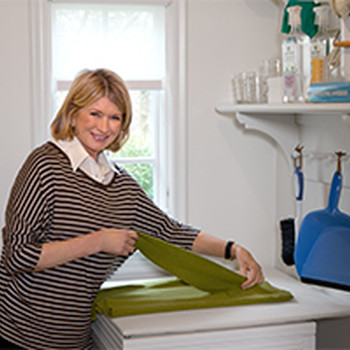Ask Martha:  Maximizing Space In Your Laundry Room