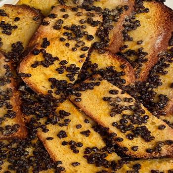 Martha's Bread Pudding Recipe