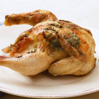 Cornish Hens with Lemon and Herbs Video