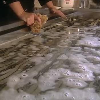 How to Wet Clean Vintage Linen with Chris Paulocik