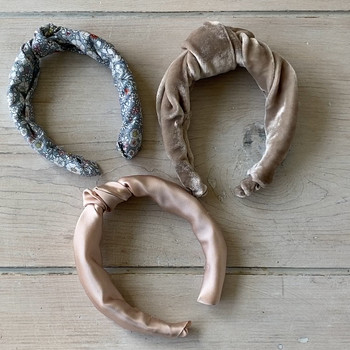 How to Make a Knotted Headband
