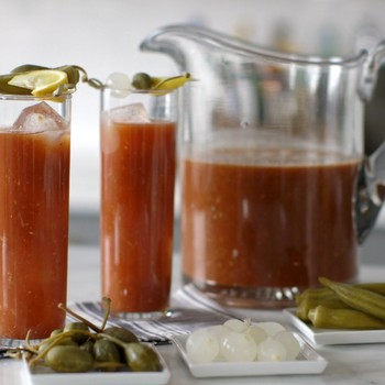 How to Make the Perfect Brunch Bloody Mary Cocktail