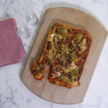 Antipasto Platter Pizza Video