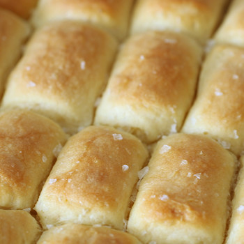 How to Make Light and Fluffy Parker House Rolls Video