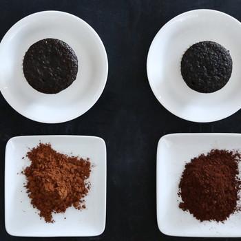 Dutch Process Cocoa Powder vs. Natural Cocoa Powder Video