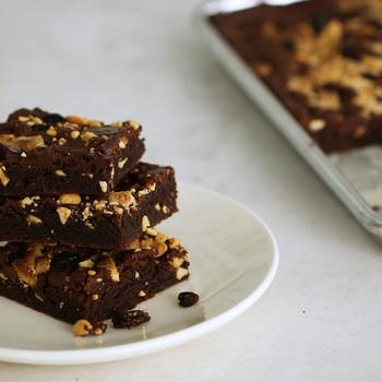 Big-Batch Triple-Chocolate Brownie Bars Video