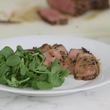The Best Way to Make Steak au Poivre