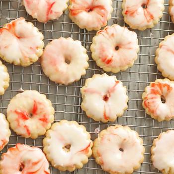 Peppermint-Spritz Cookies Video