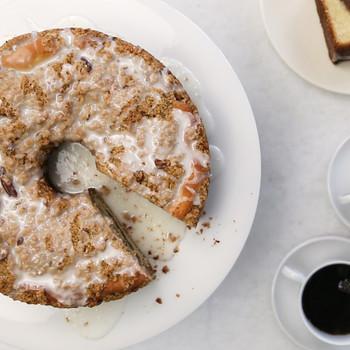 Cinnamon-Streusel Coffee Cake Video
