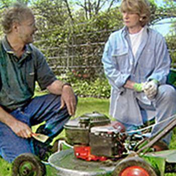 Lawn Mowing Basics