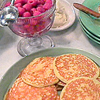 Yeast-Raised Pancakes