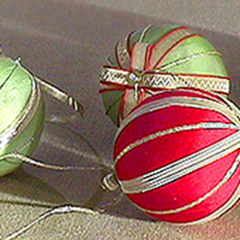 Tinsel Trading Ornaments