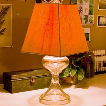 Make a Veneer Lampshade