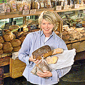 Bread with Eli Zabar