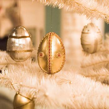 Faberge Egg Ornaments