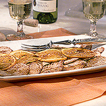 Scaloppine alla Marsala