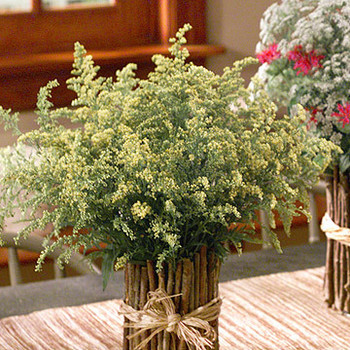 Twig Vase Floral Arrangement