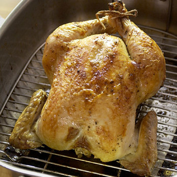 Lemon Herb Roasted Chicken