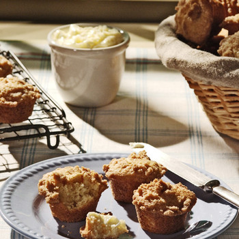 Mini Coffee Cake Muffins