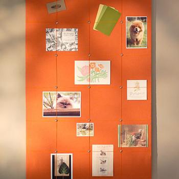 Thumbtack Bulletin Board