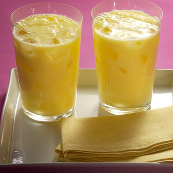 Mango-Yogurt Drink