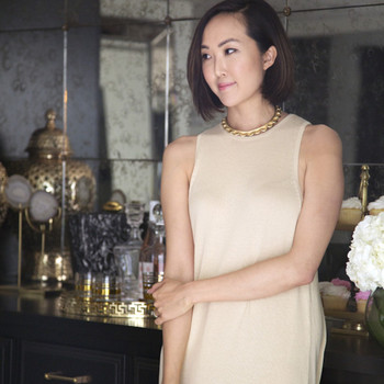 Take a Tour of Style Blogger Chriselle Lim's Home Post Glam-Makeover