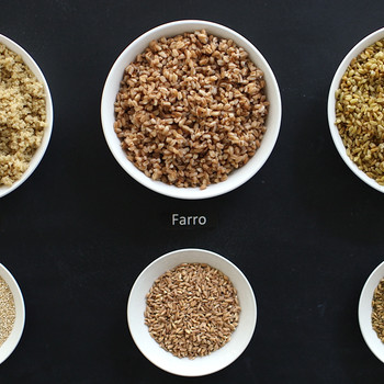 Fool Proof Method for Cooking Grains