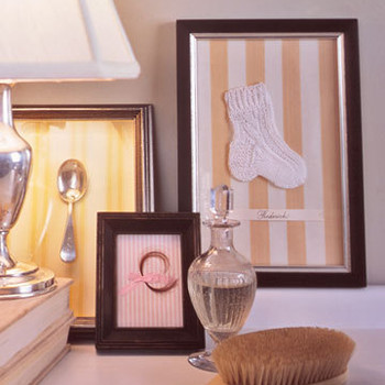 Framed Memento: Shadow Boxes