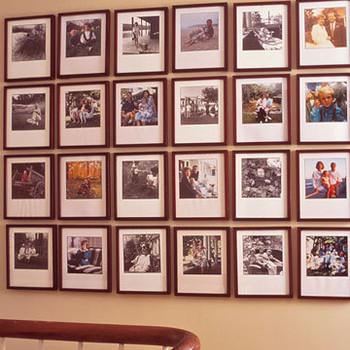 Memory Keeping: Arranging Photographs