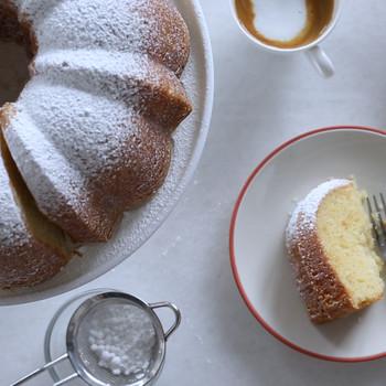 Lemon-Ginger Bundt Cake Video