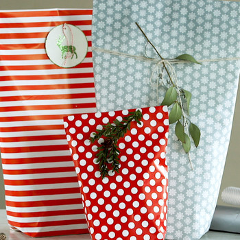How to Wrap an Oddly-Shaped Gift