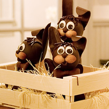 Remy's Chocolate Rabbits