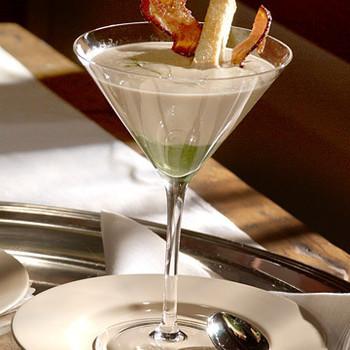 Mushroom Martini