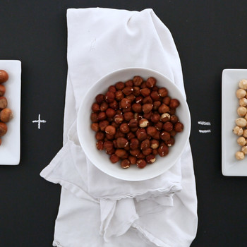 The Fastest and Easiest Way to Remove Skin From Hazelnuts Video