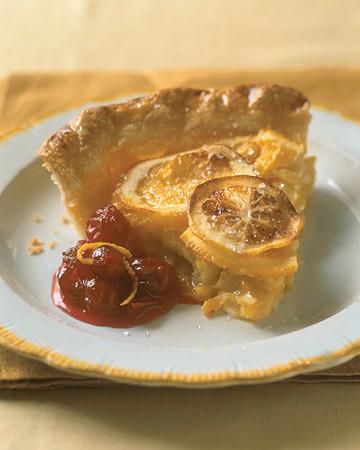 Shaker Citrus Pie