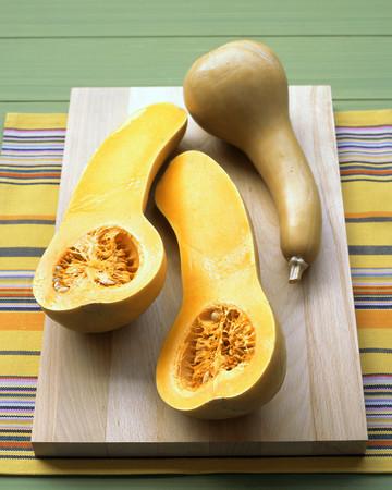 Butternut Squash Basics