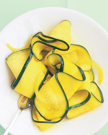 Pickled Zucchini Ribbons