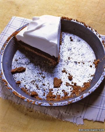 Southern Black Bottom Pie