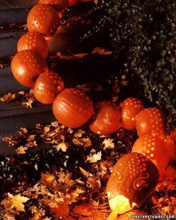 Pumpkin Snake