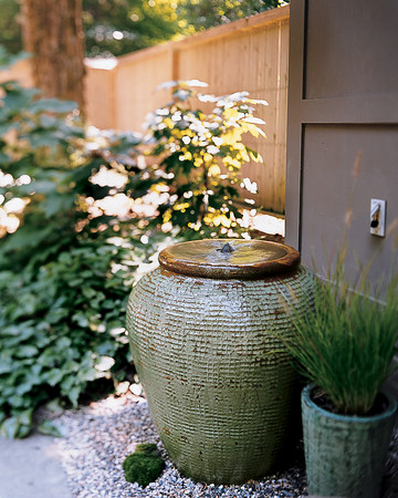 Sonorous Ceramic Water Feature