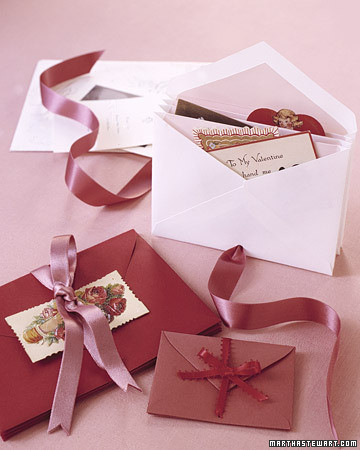 Keepsake Envelopes
