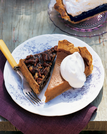 Pumpkin Pie with Chipotle