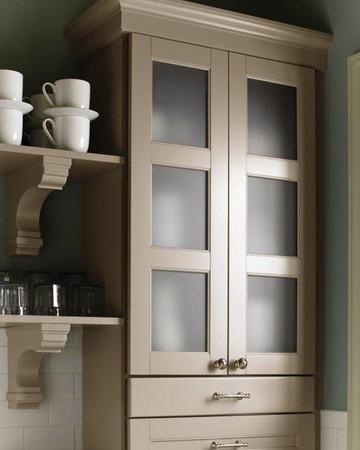Tall Cabinet: Martha Stewart Living Ox Hill Kitchen