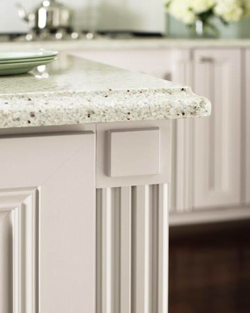 Rosettes and Accents: Martha Stewart Living Skylands Kitchen
