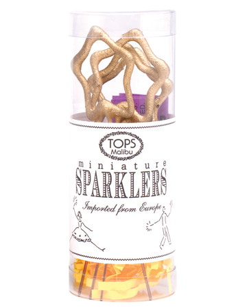 Mini Star Sparklers