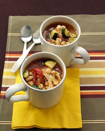 Quick Vegetable Soup