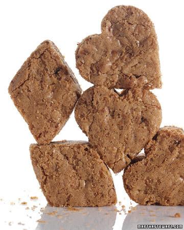 Brown-Butter Toffee Blondies